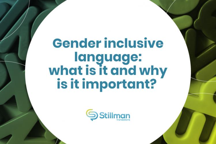 gender inclusive language