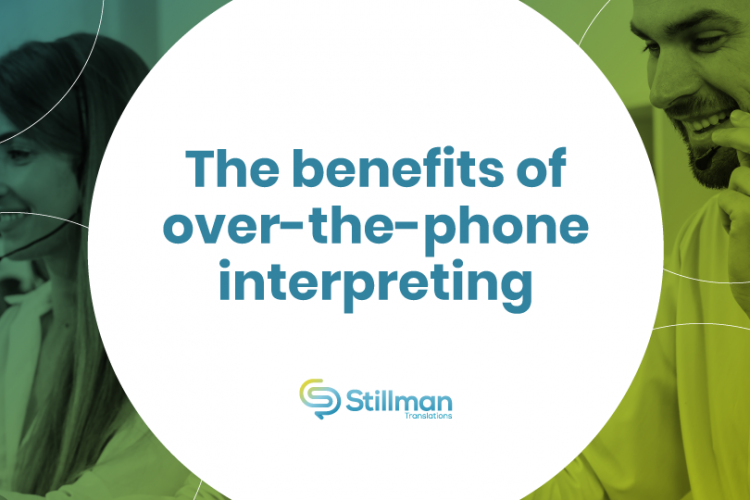 over-the-phone interpreting