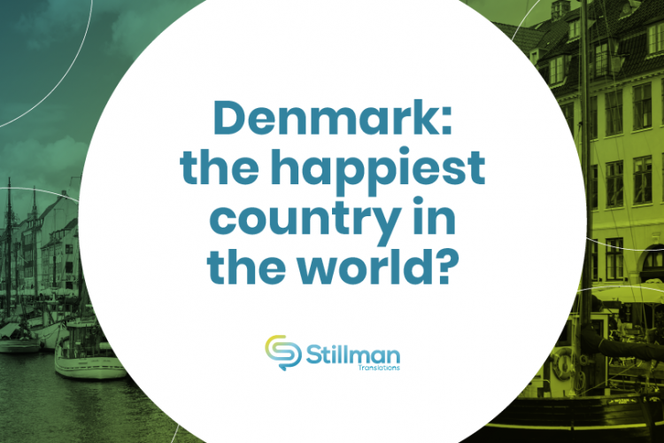 Denmark: the happiest country in the world