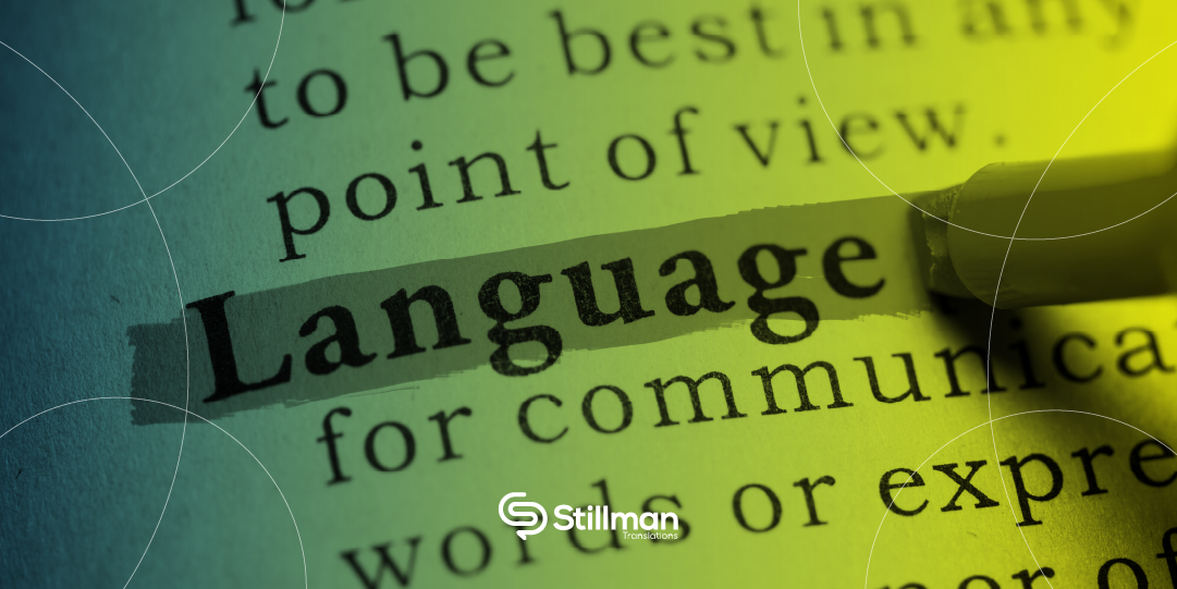 Language sector performance 2020